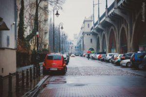 Warshava street