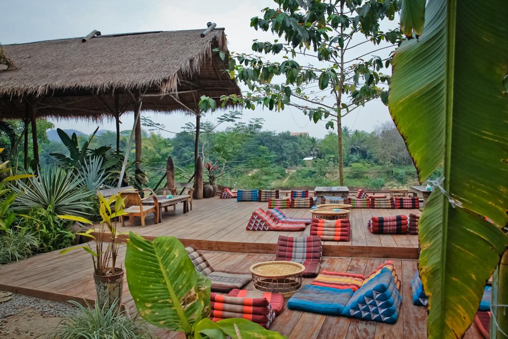 Райское местечко в Луанг-Прабанге