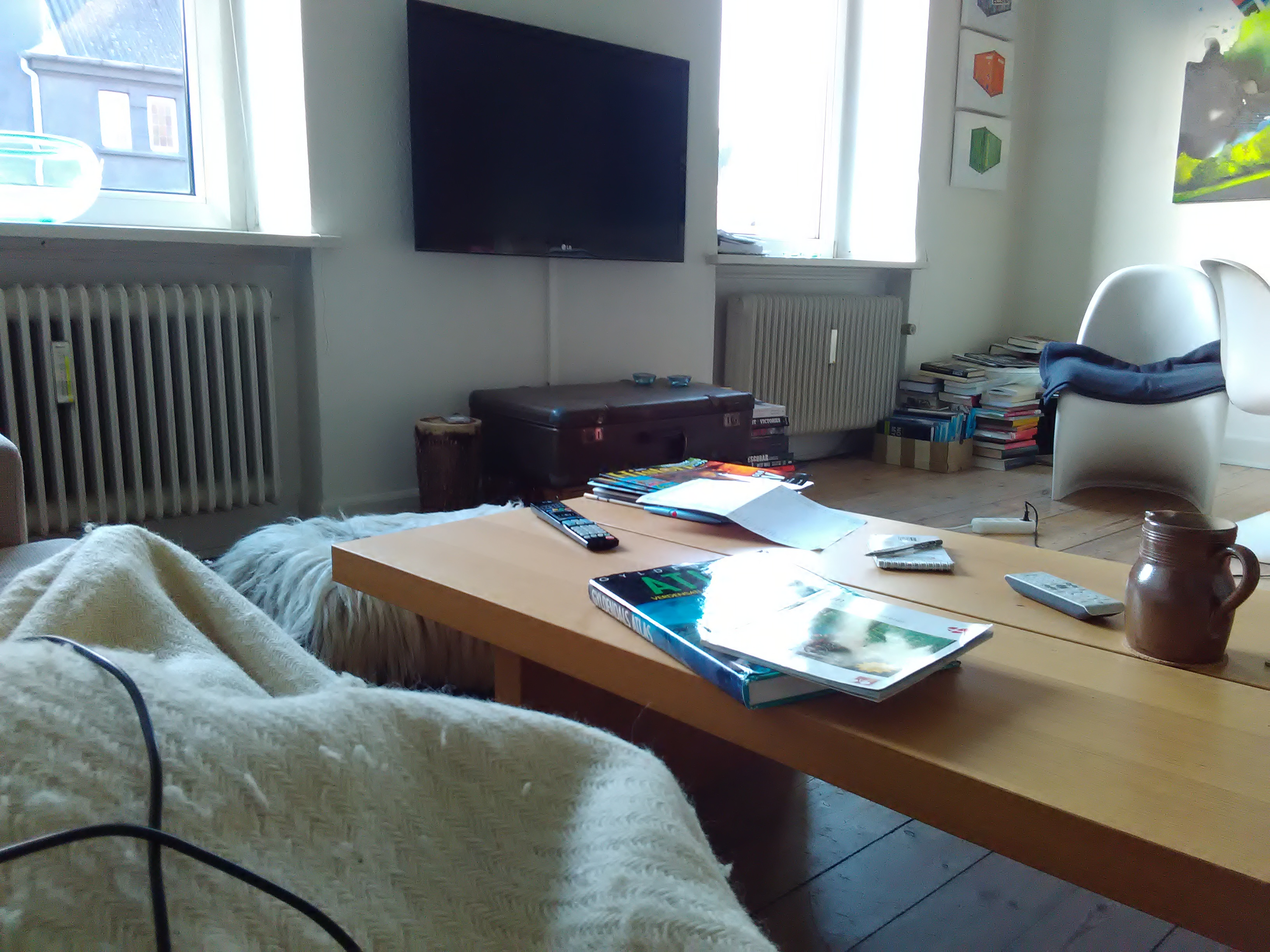 Troels home