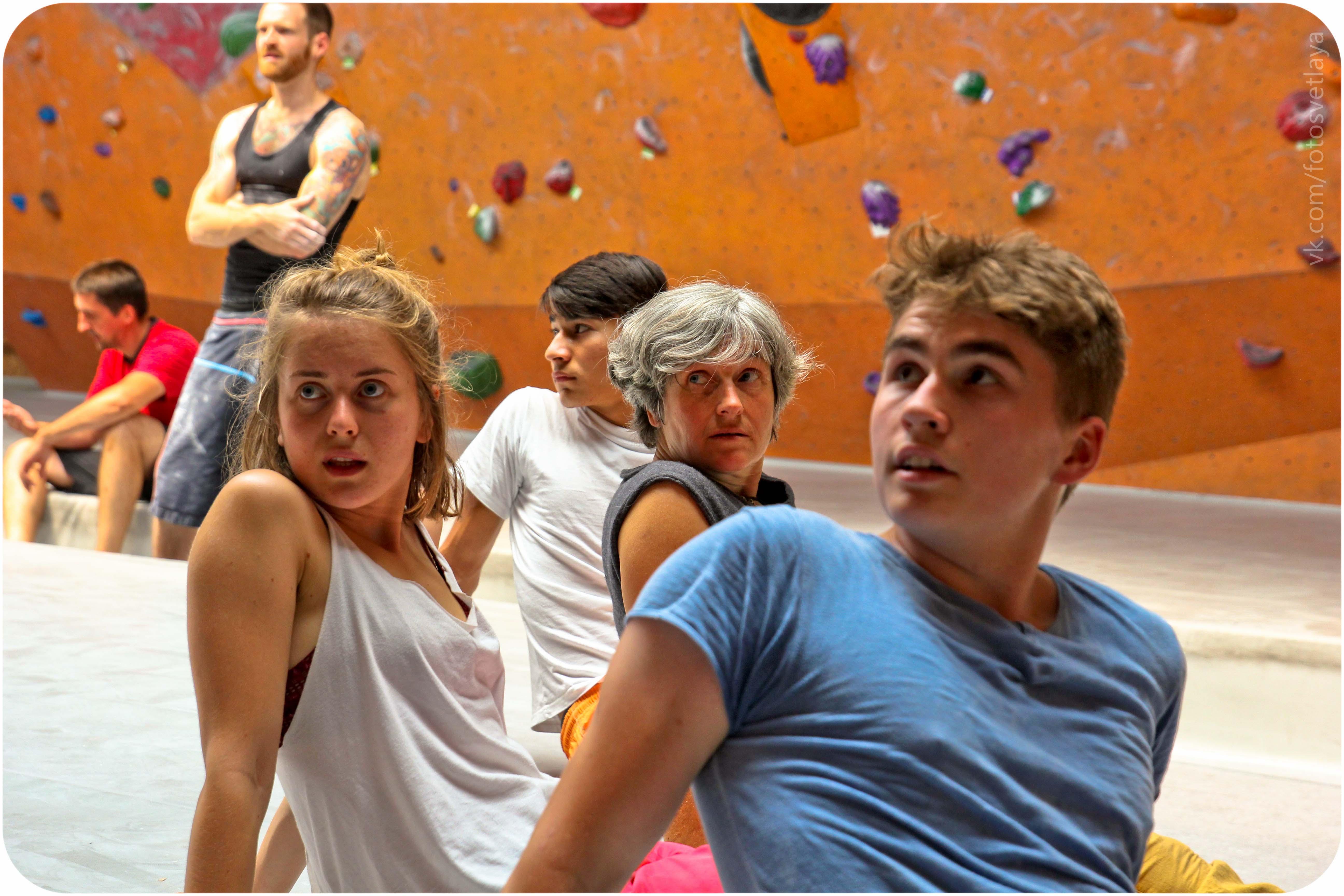 climb team
