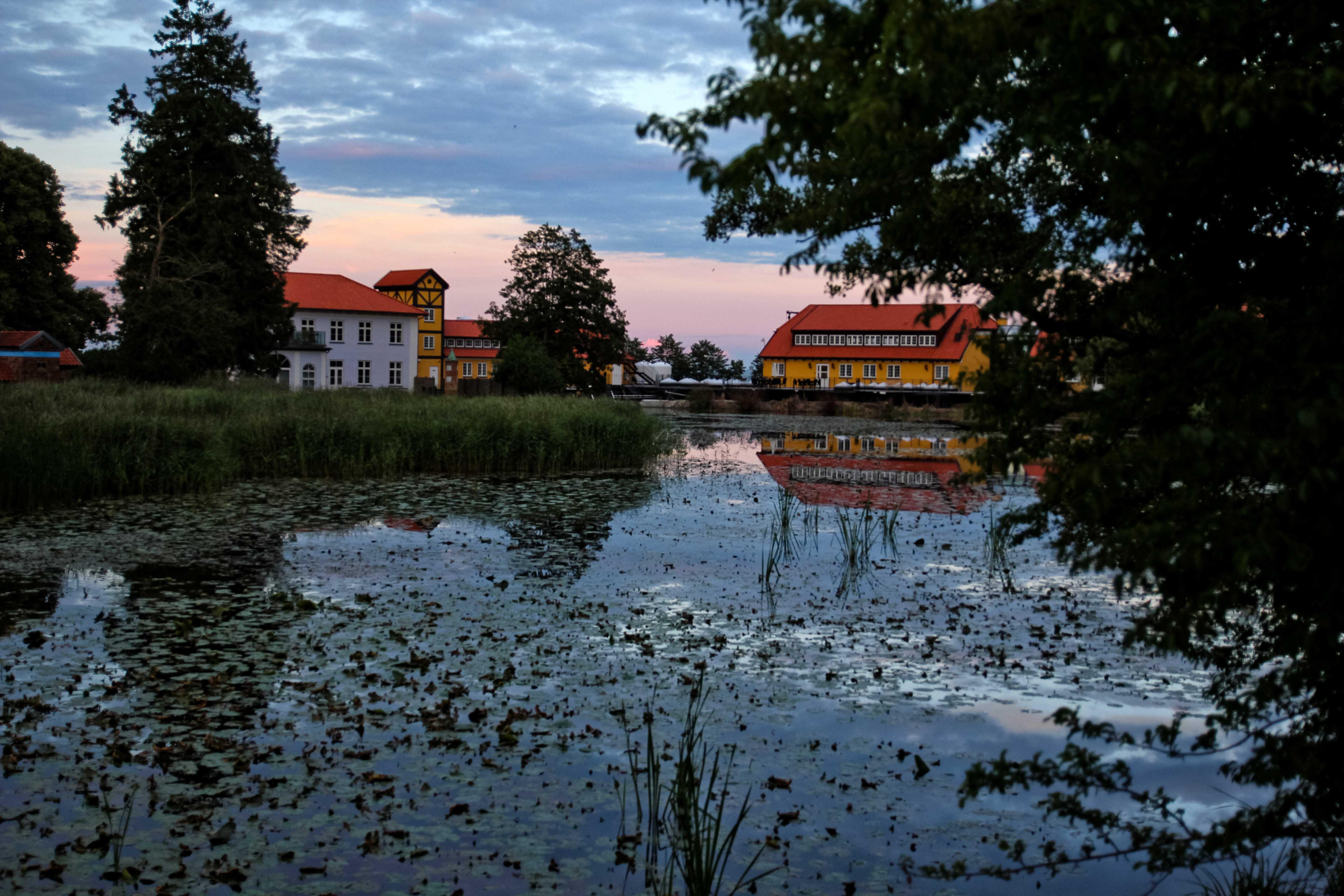 castel Denmark