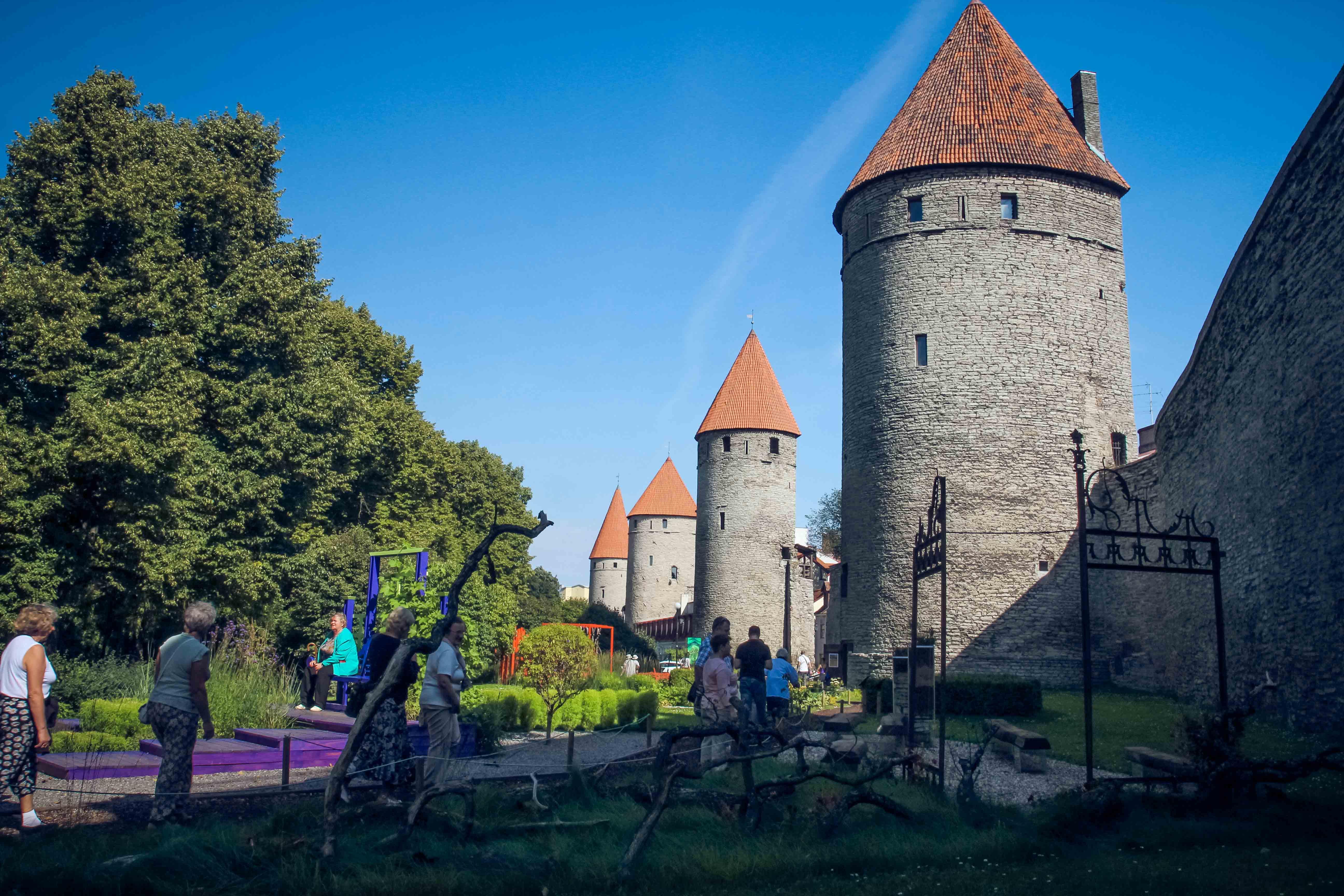 Таллинские замки