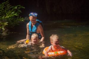 Cenote Puertа Maya